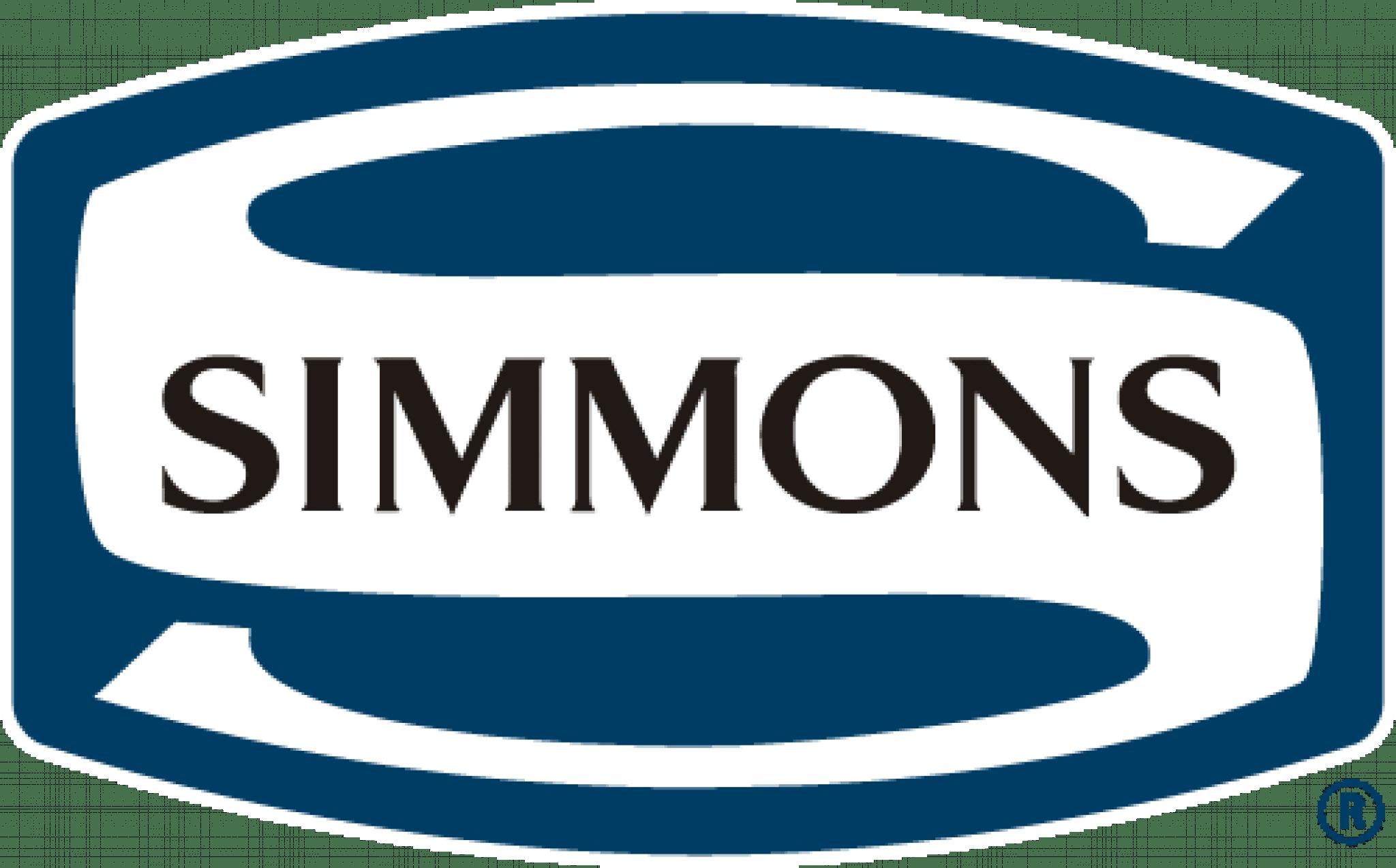 Logo Colchão Simmons Comfort