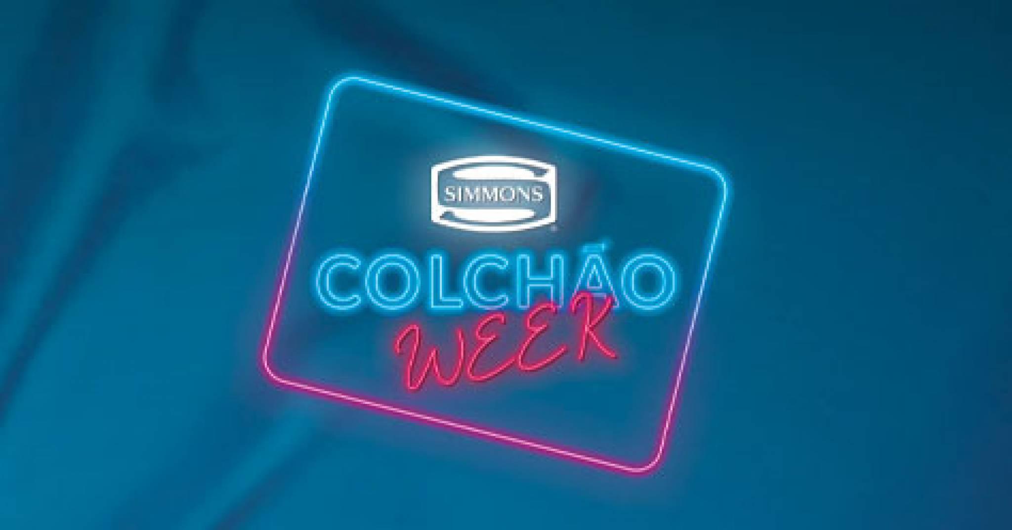 Cadastro Logo Colchão Week