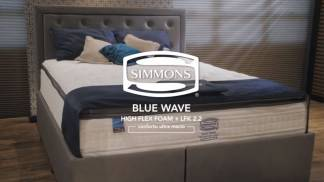 Simmons Blue Wave - Tumbe vídeo site