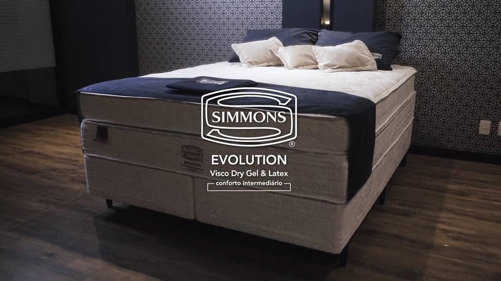 Simmons Evolution - Tumbe vídeo site