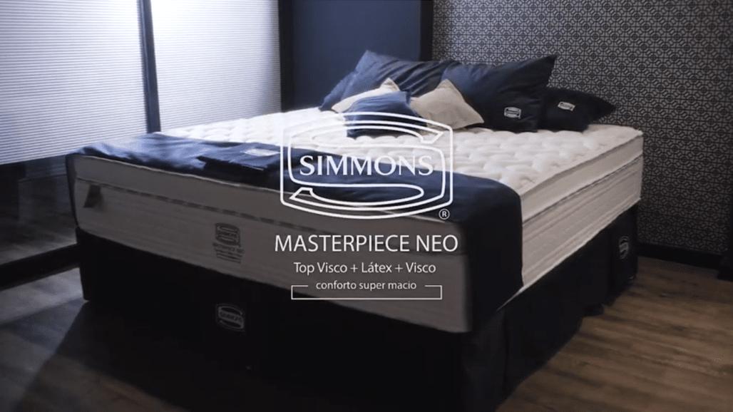 TUMBE SITE - SIMMONS MASTERPIECE (Colchão Simmons Masterpiece)